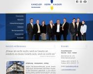Bild Webseite  Bad Kreuznach