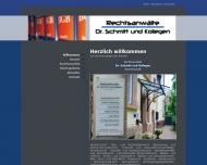Bild Webseite Hindenlang Walther Karlsruhe