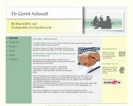 Bild Schmidt Dr. Gerrit