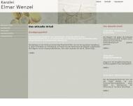 Bild Rechtsanwalt Elmar Wenzel