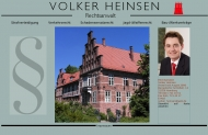 Bild Rechtsanwalt Volker Heinsen