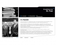 Bild Foer Dr. jur. Heinz