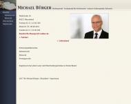 Bild Bürger Michael A. , Bach Johannes Rechtsanwälte