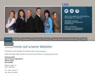 Bild Webseite Rechtsanwalt Axel Steffen Hamburg