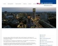 Bild Webseite DBM I Rechtsanwälte Partnerschaftsgesellschaft Danckert Deus Meier Berlin