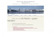 Bild Webseite Meyer-Hofmann Dr. Wolfgang Hamburg