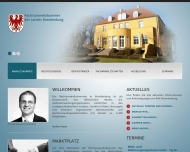 Bild Rechtsanwaltskammer des Landes Brandenburg - Geschäftsstelle