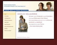Rechtsanw?ltinnen Ulrike Breil und Sigrid Michaelis - Fachanw?ltinnen f?r Familienrecht