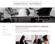 Website Hüffmann Karl-Dietrich