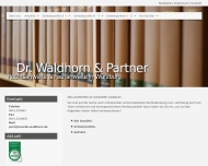 Bild Waldhorn Dr. & Partner GbR Rechtsanwälte
