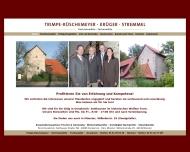 Bild Webseite Trimpe-Rüschemeyer Dipl.-Kfm. Heinrich Osnabrück