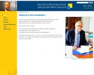 Bild Rechtsanwalt Konrad Abelmann-Brockmann