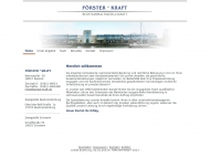 Bild Webseite Rechtsanwälte Gelpcke & Partner Schwerin