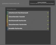 Bild Webseite Gutmann & Hansmann Bad Säckingen