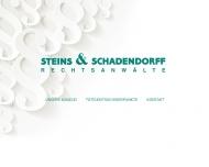 Bild Martin Steins und Stefan Schadendorff -Rechtsanwalt-