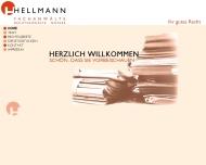 Bild Webseite Hellmann Dr. Josef Osnabrück