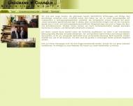 Website Nagel Esther Rechtsanwältin