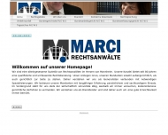 Bild Webseite Marci Fritz Mannheim