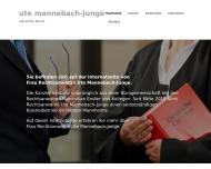 Bild Webseite Mannebach Ute Mannheim