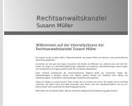 Bild Webseite Müller Susann Berlin