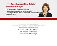 Bild Webseite Swoboda Hans u. Swoboda-Nagel Sylvia Rechtsanwälte München