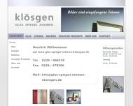 Bild Webseite  Bonn