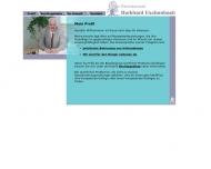 Bild Webseite Burkhard Eschenbach - Rechtsanwalt Berlin Berlin