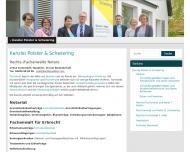 Bild Webseite  Ottersberg