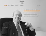 Bild Webseite Rechtsanwalt Wolfgang Walter Horn Hamburg