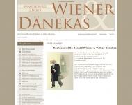 Bild Rechtsanwaltskanzlei Wiener & Dänekas