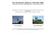 Website Schneider Eberhard