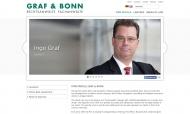Website Graf & Bonn Rechtsanwälte