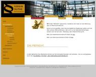 Website Retzki Ulrich Rechtsanwalt