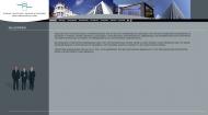 Bild Webseite Dachs, Bartling, Spohn & Partner Dresden
