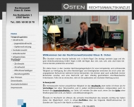 Bild Webseite Osten Klaus D. Berlin
