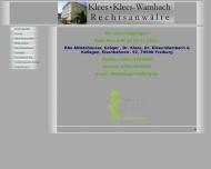 Bild Klees u. Klees-Wambach
