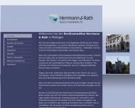 Bild Webseite  Pfullingen