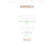 Website Karisch Hagen