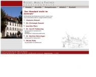 Bild Webseite Rosset Freiburg im Breisgau
