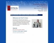 Bild Webseite Geuer Fried Th. Rechtsanwalt Köln