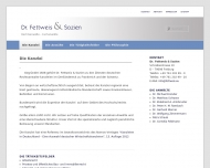 Bild Webseite Fettweis Dr. u. Sozien Freiburg im Breisgau
