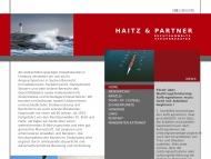 Bild Webseite Haitz · Rechtsanwälte & Steuerberater Freiburg im Breisgau