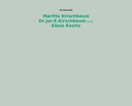 Bild Kirschbaum Ernst Dr.jur. u. Kirschbaum Maritta u. Evertz Klaus