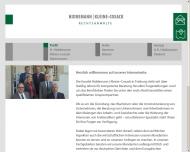 Bild Webseite Hiddemann Hartmut Dr. , Kleine-Cosack Michael Dr., Hefer Jochen, Ristow Till Dr., Hiddemann Anne-Kathrin Freiburg im Breisgau