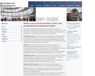 Website Rechtsanwälte in Bürogemeinschaft