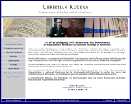 Website Kucera Christian