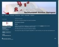 Bild Steingass Günther Rechtsanwalt