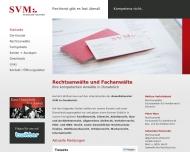 Bild Webseite Rechtsanwalt Peter Marx Osnabrück