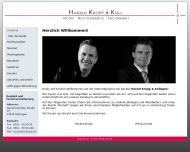 Bild Rechtsanwalt Harald Kropp