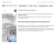 Bild Webseite ALWAREIS Kiel